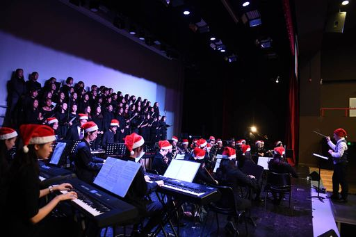 Musical Concerts Warm the Winter