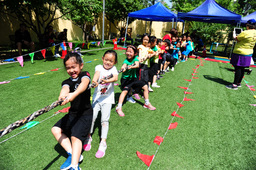 Early Childhood Center Summer Olympics 2018