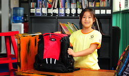 Donating Backpacks for a Great Cause